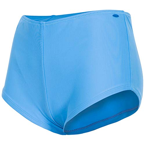 Trespass Mujer Daria II Hipster Bikini Bottoms/Pantalones, Mujer, Bikini Corto, hípster, FACLSMN10002_OCEXS, Ocean, XS