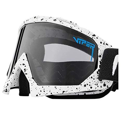 Pit Viper - Gafas de sol para deportes al aire libre, resistentes al viento, gafas de ciclismo polarizadas UV400 para mujeres y hombres