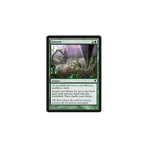 Magic The Gathering - Harrow (165) - Zendikar