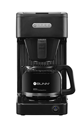 BUNN-O-MATIC CSB1 Speed Brew Select Bunn 10C Brewer Coffee Maker 10-Cup Black