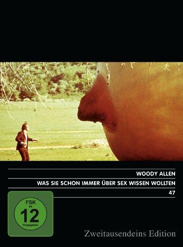Was Sie schon immer über Sex wissen wollten, aber bisher nicht zu fragen wagten. Zweitausendeins Edition Film 47.