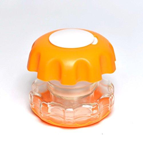 Frutero manual XL con compartimento pastillero