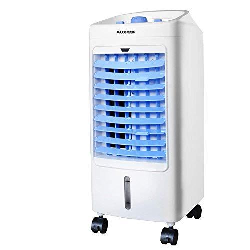 Airconditioner, draagbare elektrische luchtkoeler, eenvoudig koud filter met waterreservoir van 4 liter, 75 W
