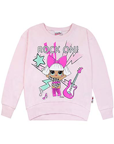 LOL Surprise! Rock On Girls Sweatshirt (4-5 Years)