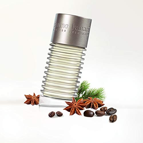 Bruno Banani Bruno banani man eau de toilette natural spray herb-aromatisches herren parfüm 1 er pack 1 x 75ml