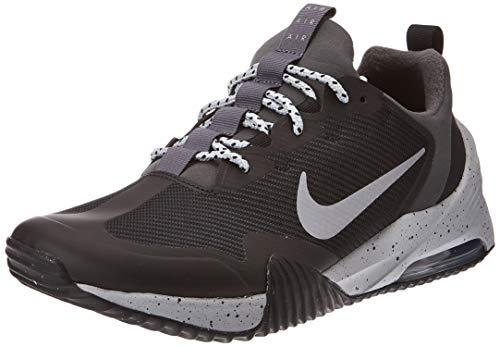 Nike Air Max Grigora, Scarpe da Fitness Uomo, Multicolore (Black/Wolf Grey/Dark Grey 004), 42 EU