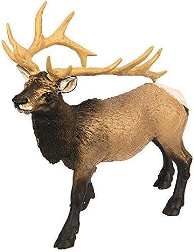 apresurado a ver Safari Ltd Wild Safari North North North American Wildlife Elk Bull by Safari Ltd.  lo último