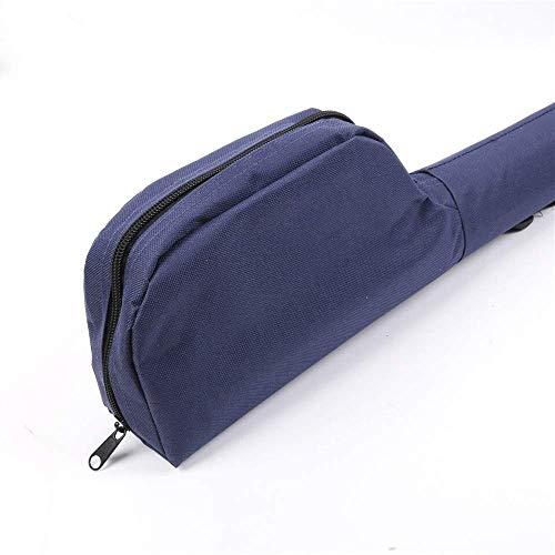 Bolsa de almacenamiento portátil caña de pescar, aparejos de pesca bolsa, aparejos...