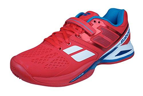 Babolat Propulse 5 Clay Tennisschuhe, Red, 44m