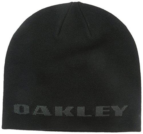 Oakley ROCKSLIDE Beanie Mütze, Jet Black, One Size