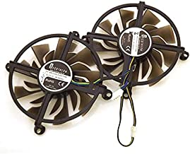 A Set Cooler Fan 12V 83mm 4Pin for ZOTAC GTX 950-2GD5 TSI PA GTX 960-4GD5 HB Graphics Card Cooling Fan