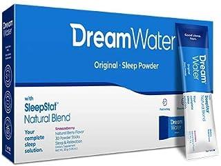 پودر خواب آب رویایی ، بهترین کمک طبیعی خواب ، ملاتونین ، گابا ، 5-HTP ، اسنوبرد - 30 عدد ، بالاترین امتیاز - شکل گیری غیر عادت