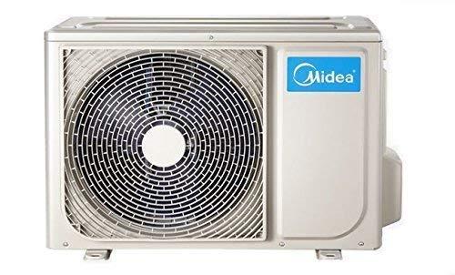 Klimaanlage Komplettset Multisplit Midea Wandgeräte 2x2,6kW