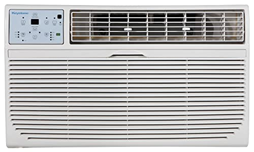 Keystone 14,000 BTU 230V Through-The-Wall Air Conditioner with LCD Remote