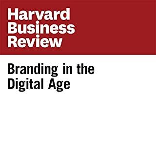 Branding in the Digital Age (Harvard Business Review) audiobook cover art