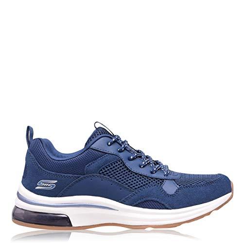 Skechers 117033-BLU_37, Zapatillas Mujer, Blue, EU