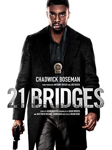 21 Bridges (4K UHD)