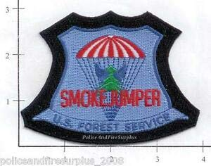 us forest service patch - 6