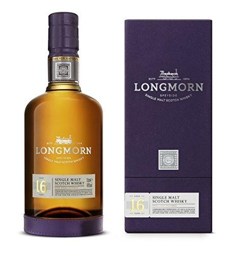 Longmorn 16 Years Single Malt Scotch Whisky 48% 0,7l Flasche