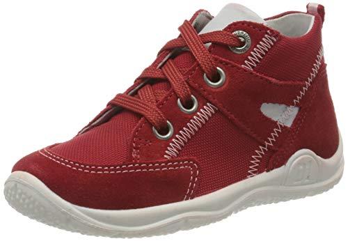 Superfit Jungen Universe Sneaker, Rot (Rot/Weiss 50), 26 EU