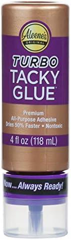 I Love To Create Aleene s Always Ready Turbo Tacky Glue 4 Ounce product image