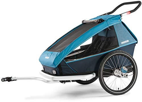 Croozer 2019 Kid For2Plus Kinderanhänger