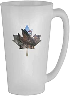 Moutnains Alberta Canada Mug 16 Oz 🏆 Mens Office Gifts Tea Cup/Humor/Retirement Coffee Cup Office Mug Gift/Perfect Gift for Family and Friends🎁