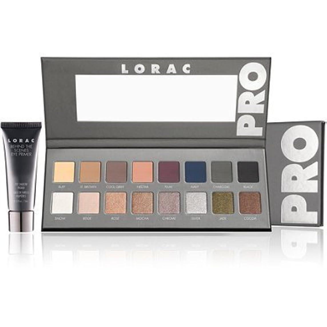 南方の怖い排他的LORAC  'PRO' Palette 2 / LORACプロのアイメイク シャドウパレット 16色