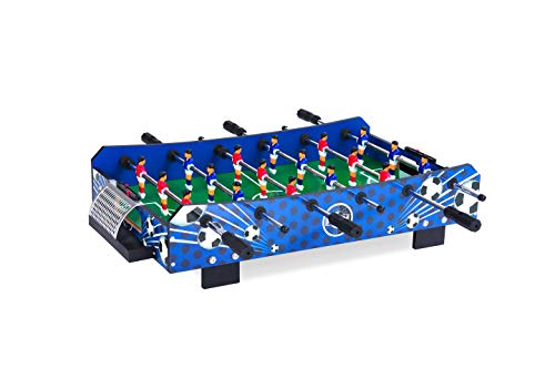 "KICK Squire 33"" Compact Mini Tabletop Foosball Table"
