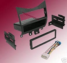 Stereo Install Dash Kit and Wire Harness for Installing a New Radio into a Honda Accord 2003 2004 2005 2006 2007
