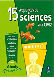 15 séquences de sciences CM2 - Retz