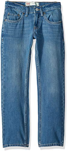 Levi's Boys' Big 511 Slim Fit Performance Jeans, Dallas, 14
