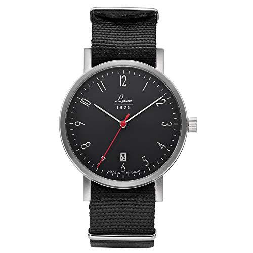 Laco Weimar Automatik Armbanduhr - Made in Germany - 5ATM Wasserdicht (Herren)
