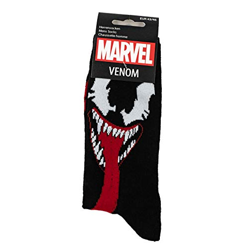 Marvel - Venom Socken Größe 43/46