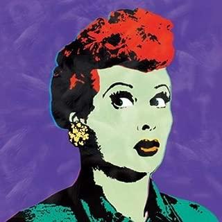 Culturenik Andy Warhol Love 1983 Pop Art Poster Print 13x19