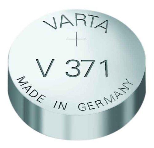 Varta V 371 1,55 V 44mAh Uhrenzelle 1er Pack