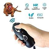 Ultraschall Hunde Anti-barke Handheld-Trainingshilfe Ultraschall-Anti Barking Kontrollgeräte und Dot Cats Light Toy