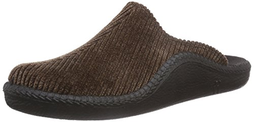 Romika Mokasso 220, Herren Pantoffeln, Braun (Braun 300), 43 EU