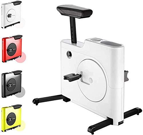 YLJYJ Magnetic Indoor Exercise Bike [2021 Promotion] Intelligent Spinning Bike-Magnetic Exercise Bike-Sports Fitness Equ-Domestic Bicycle 8-Speed Resistance Speed stment-Belt Silent Transmission F