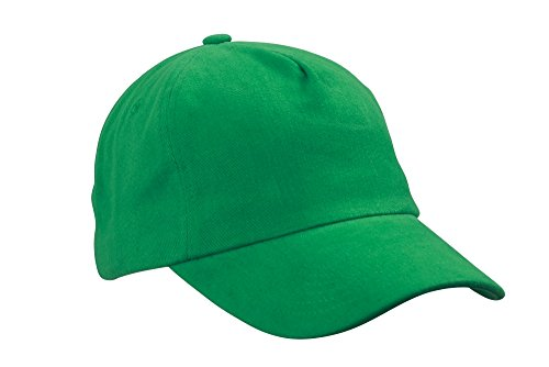 MYRTLE BEACH 5 Panel Cap in fern-green Taille: Taille unique