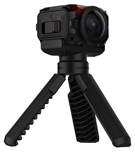 GARMIN(ガーミン) アクションカメラ VIRB 360 ( 最大5.7K対応 360°撮影 手ブレ補正 GPS 音声操作 ) 【日本...
