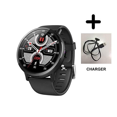 MOLINB Slim horloge 4G Smart Watch Android 7.1 Ondersteuning GPS Sim WIFI 2.03 Inch Scherm 8MP Camera Hartslag Smartwatch voor mannen Vrouwen