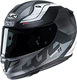 Casco de moto HJC RPHA 11 NAXOS MC5SF, Negro/Anthracite, XS