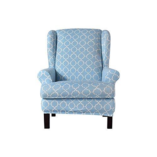 presentimer Ohrensesselbezug, Elastischer Ohrensessel-Set 2-teiliges Set Sofamöbelbezug Mit Druckmuster imaginative onsale