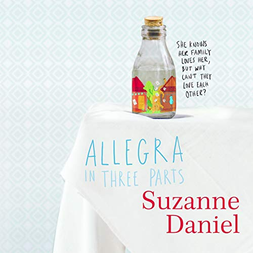 Allegra in Three Parts cover art