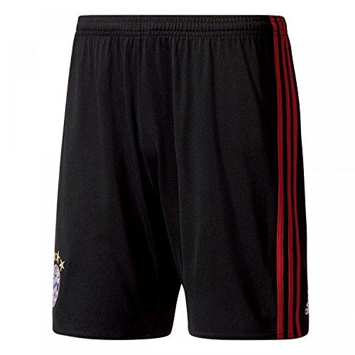 adidas Herren Fc Bayern München Torwartshorts Replica Torwartsshorts, Black/Fcbtru, S