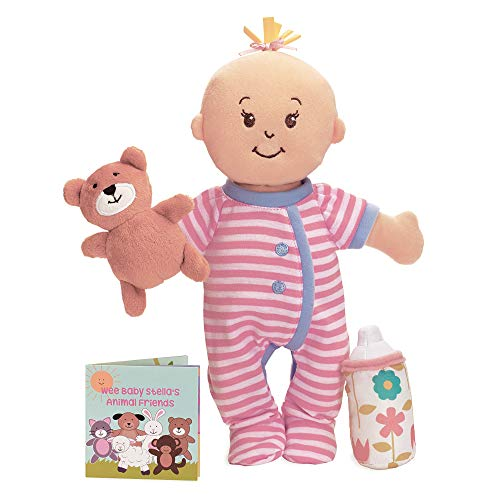 Manhattan Spielzeug Wee Baby Stella Sleepy Time Scents 30.48cm Baby Doll Set