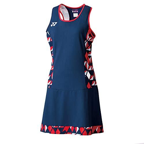YONEX 20519 - Vestido de torneo para mujer, color azul índigo, pequeño