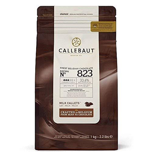 Callebaut, Milk Chocolate Callets