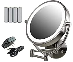Best Makeup Mirrors Of 2019 Reviews Mirrorank